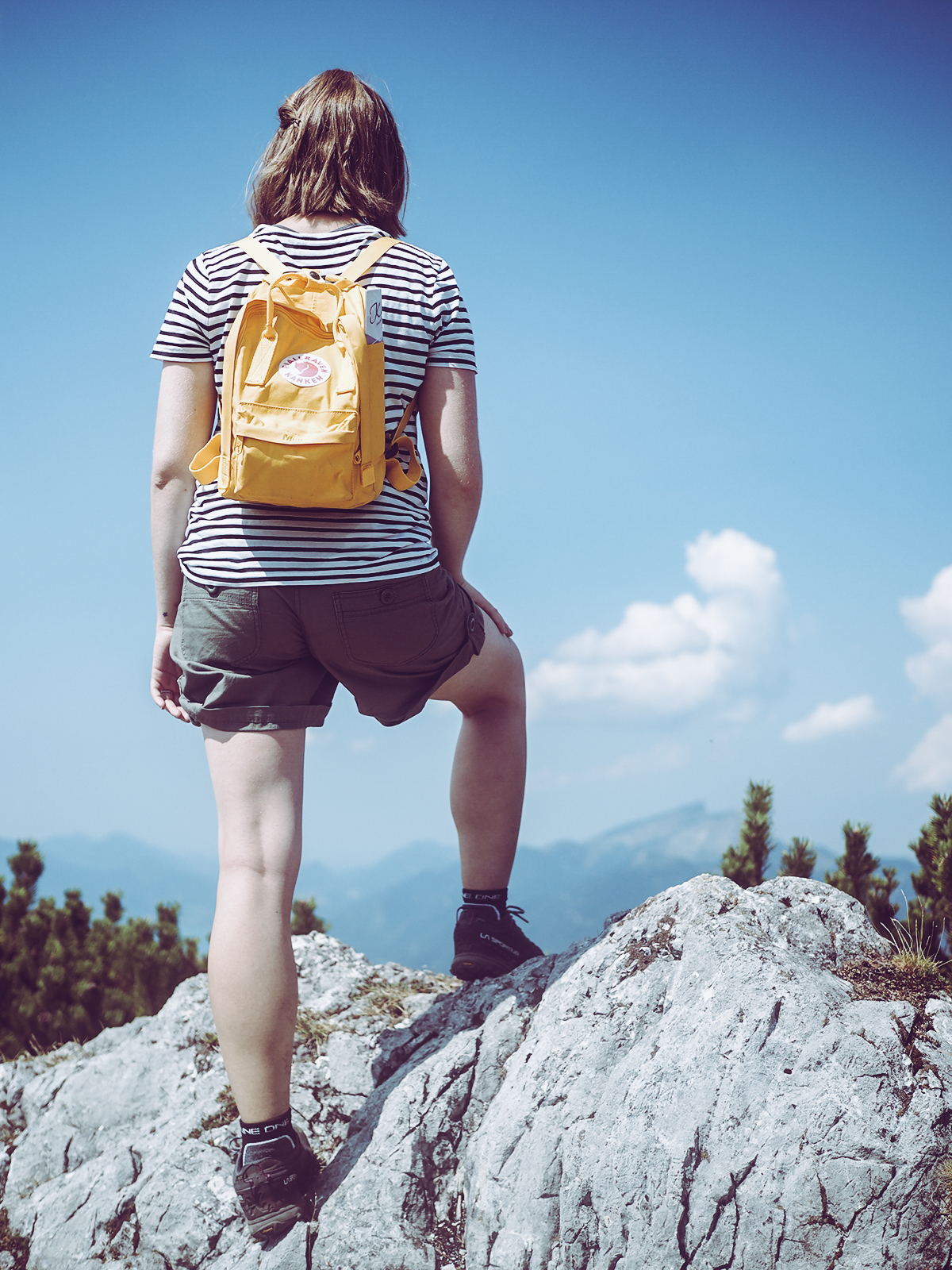 Katrin Bergwandern | Pixi mit Milch