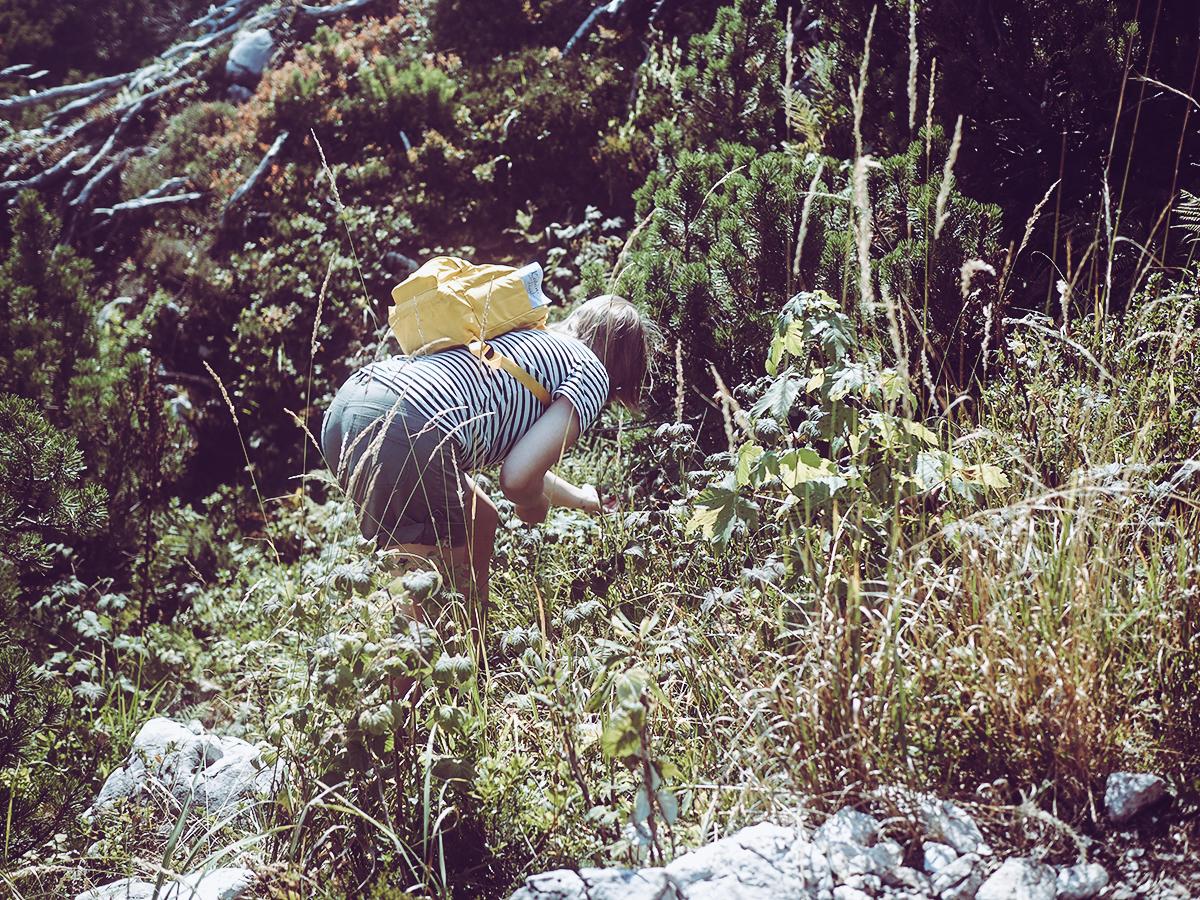 Katrin Wanderwege |Pixi mit Milch
