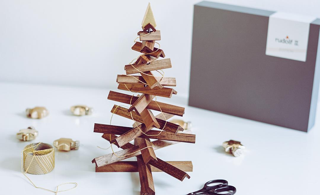 Nachhaltiger Weihnachtsbaum Design Wien Piximitmitmilch
