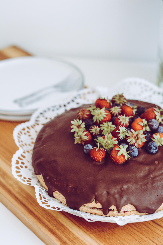 Rezeptidee: Erdbeer-Zitronentorte | Pixi mit Milch