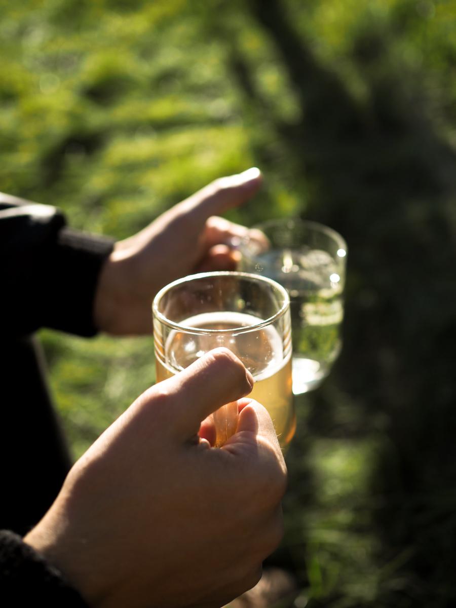 Weinwandern: Wien-Tipp | Pixi mit Milch